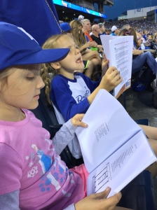 Royals and Reading... two favorite things!